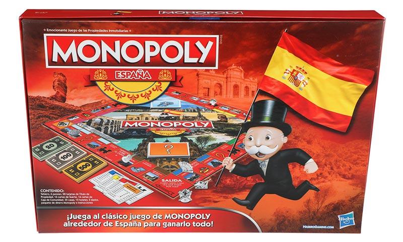 Juegos para jugar en familia: monopoly