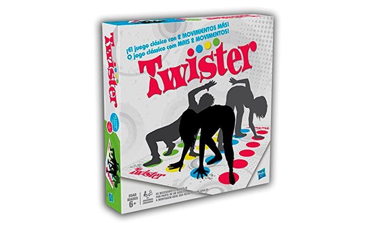 Juegos para jugar en familia: twister