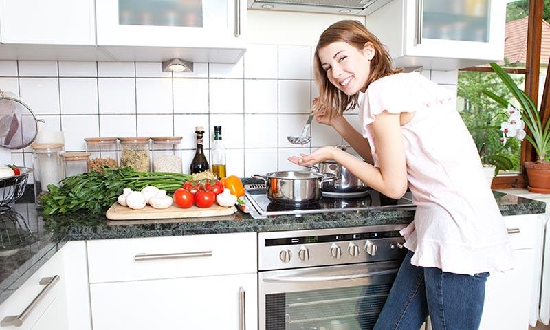 ¿Vas a comenzar el año a dieta? Mejor sigue estos consejos para comer sano