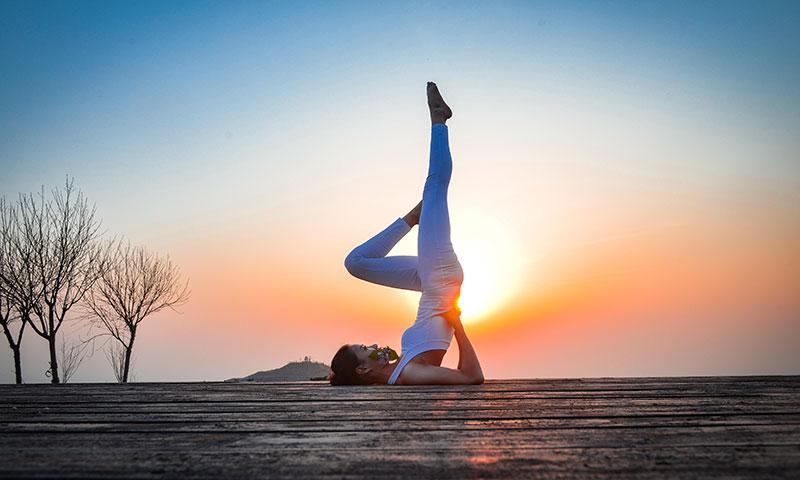 Cómo te ayuda el yoga a adelgazar