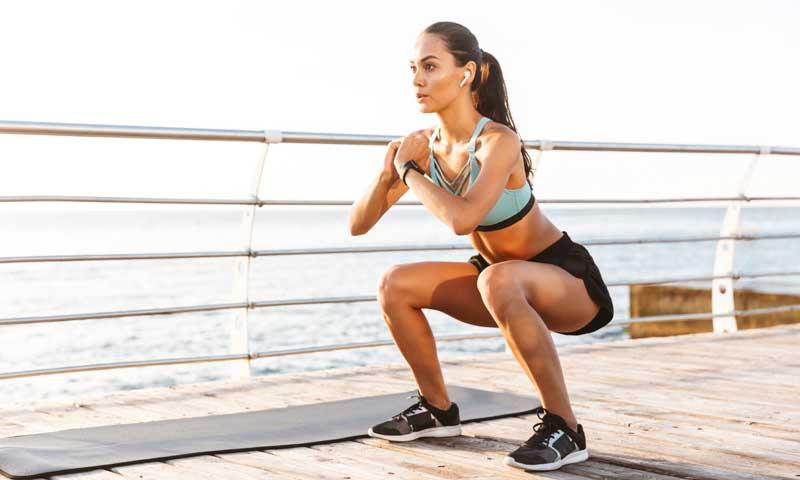 Si practicas estos deportes y ejercicios a diario adelgazarás más