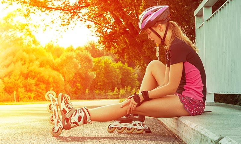 Así puedes cuidar tus rodillas cuando vas al gimnasio