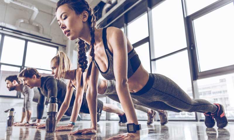 Descubre cuáles son las tendencias en 'fitness' para 2019