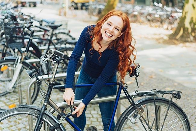 Motivos para ir en bici por tu ciudad