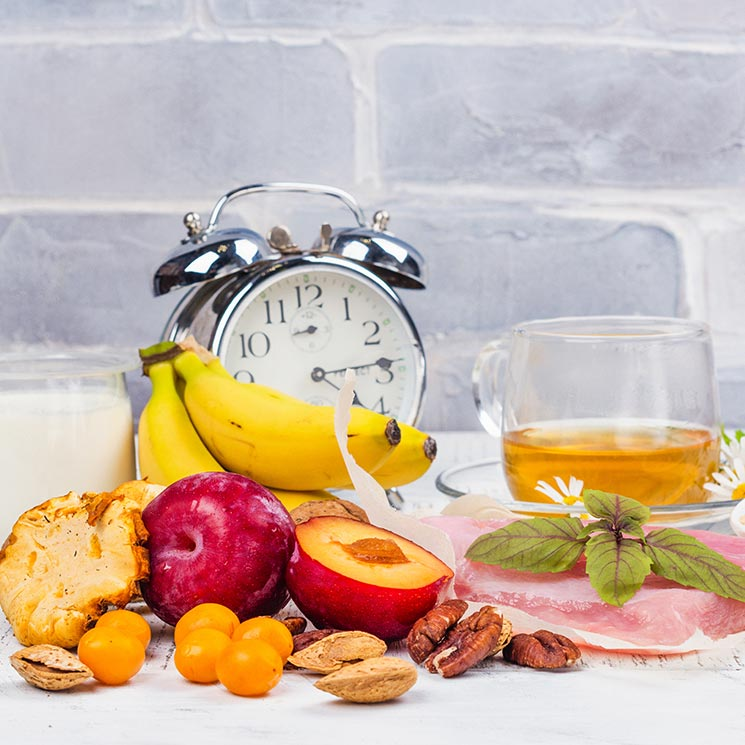 Alimentos para dormir mejor - Foto