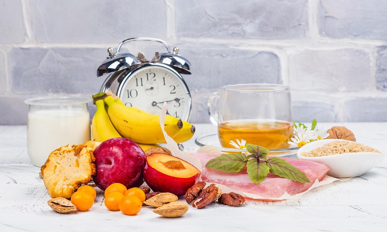 Resultado de imagen para alimentos para dormir mejor