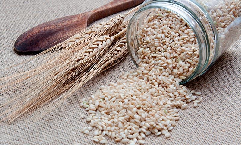 Alimentos para dormir mejor: cereales integrales