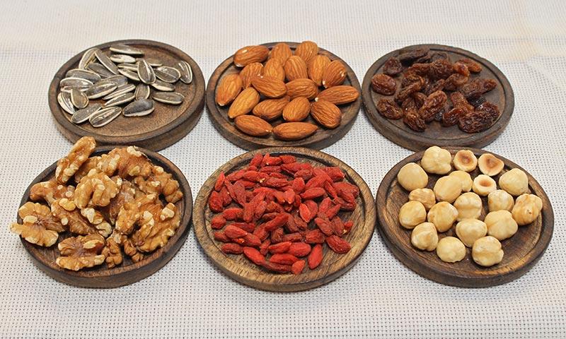 Alimentos para conciliar el sueño: frutos secos