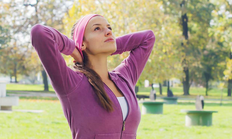 La mejor forma de evitar los efectos de la alergia si practicas deporte