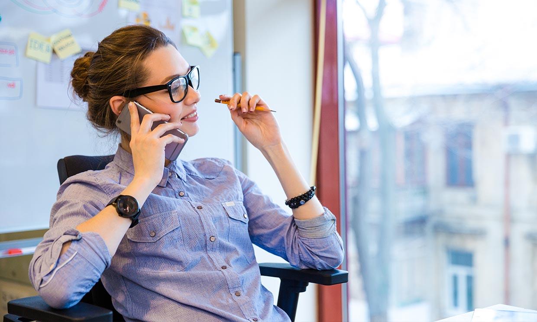 Claves para superar una entrevista de trabajo por teléfono