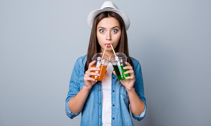 ¿Qué le pasa a tu cuerpo cuando bebes una bebida energética?
