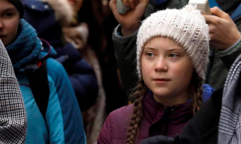 Medio ambiente: Greta Thunberg, de dieciséis años, podría convertirse en la ganadora del Nobel de la Paz más joven de la historia