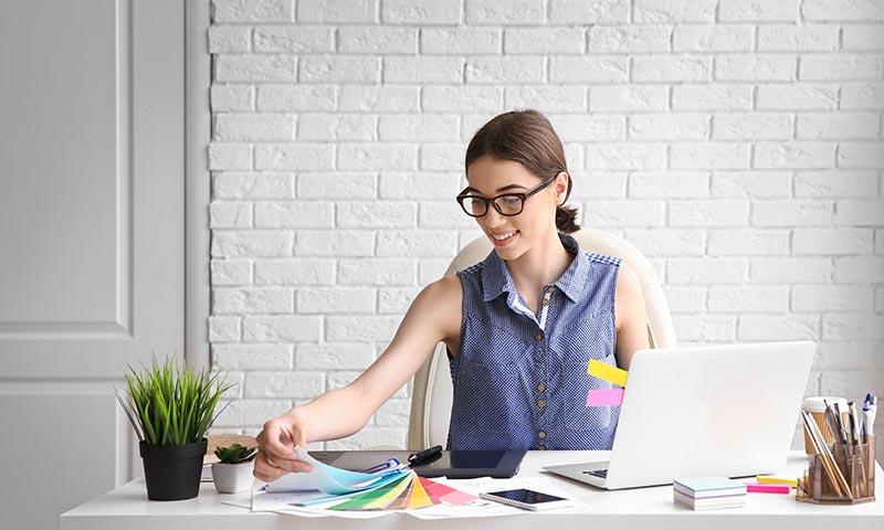 ¿Qué son las lentes ocupacionales y por qué son buenas si trabajas frente al ordenador?