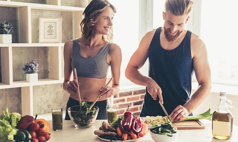 Dieta: ¿qué comer si estás entrenando?