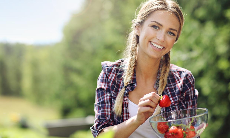 Dieta: Frutas y verduras contra la astenia primaveral
