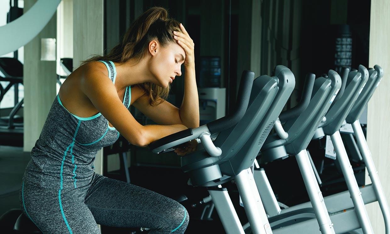 Perder peso: Razones por las que tu entrenamiento de 'spinning' no está fucionando