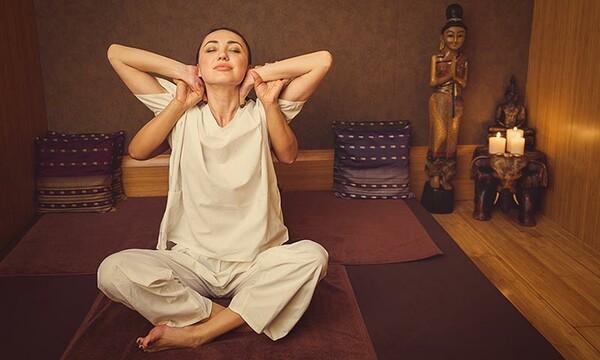 Terapia de masaje tradicional en el tratamiento de la diabetes.