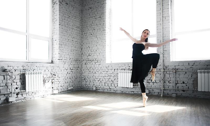 El ballet clásico adelgaza, esculpe tu figura ¡y es apto para todos!