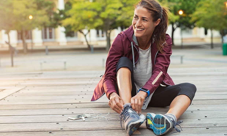 Así debes cuidar tus pies si haces 'running'