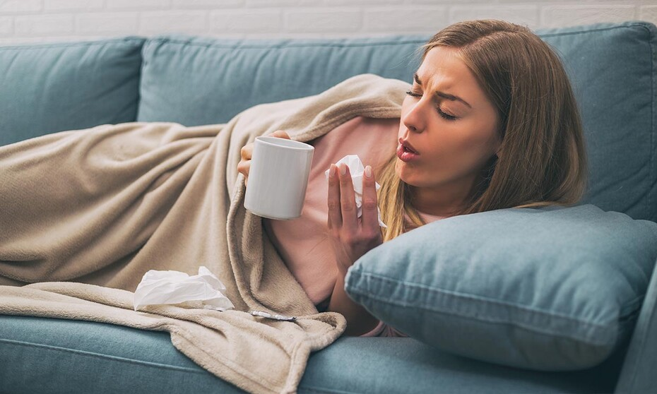 remedios caseros para gripe de pecho