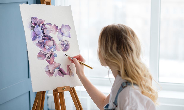 Por qué dibujar y colorear influyen en tu bienestar