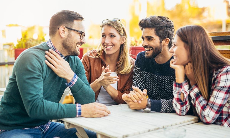 Claves para ser más sociable y conocer amigos nuevos