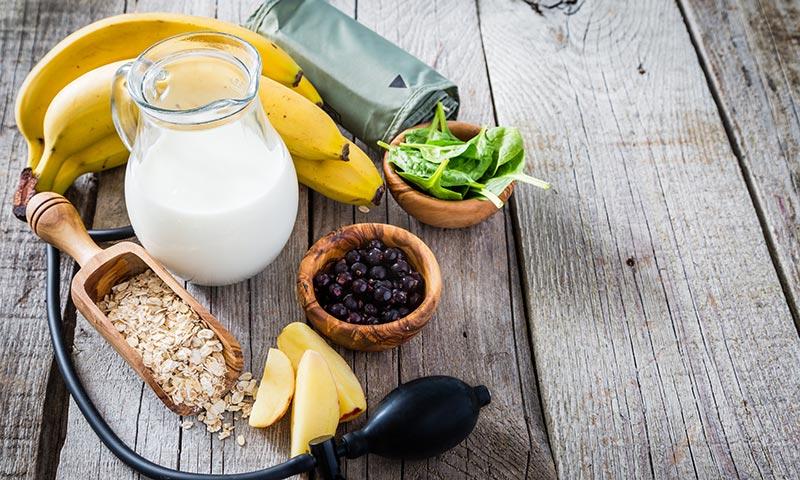 La dieta que puede ayudarte a prevenir y controlar la hipertensión