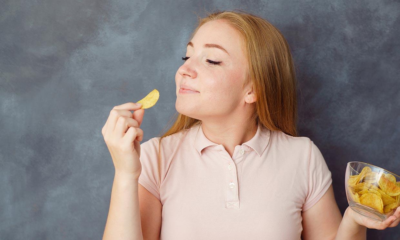 La obesidad reduce la percepción del sabor de los alimentos