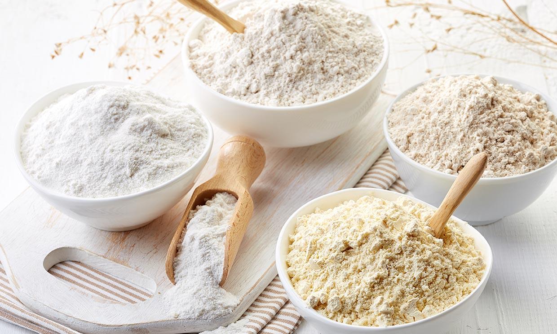 Dieta sin gluten: harinas de cereales para celiacos - Foto 1