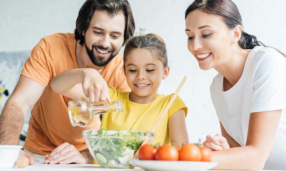 almuerzo y sin limpieza puede mejorar la vida