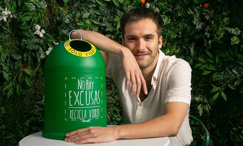 El actor Ricardo Gómez te reta para proteger el medio ambiente, ¿te sumas?