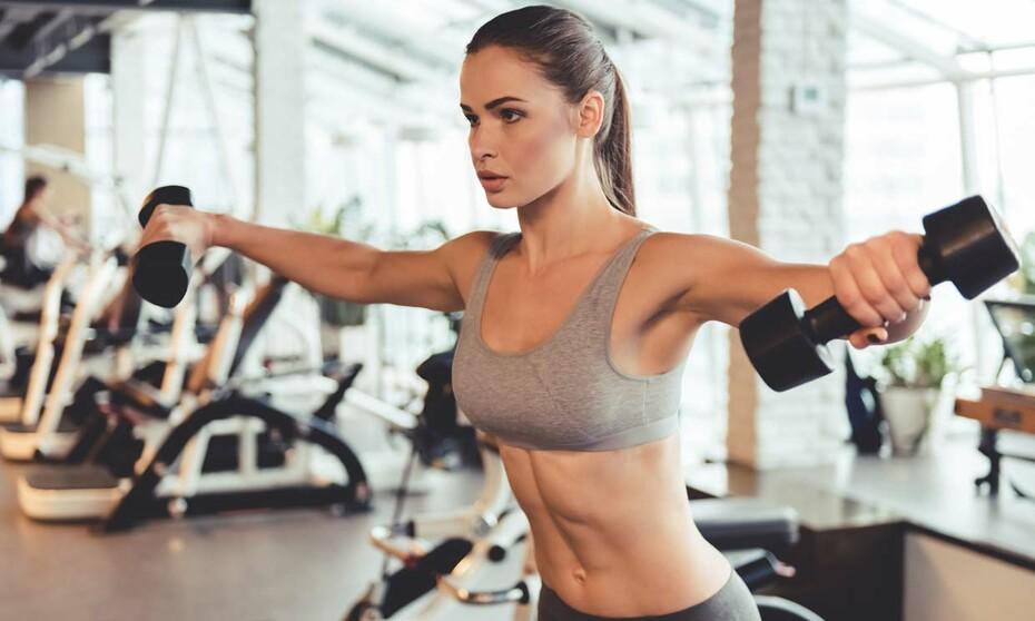 Ejercicios Con Pesas El Mejor Entrenamiento Para Tonificar Tus Músculos