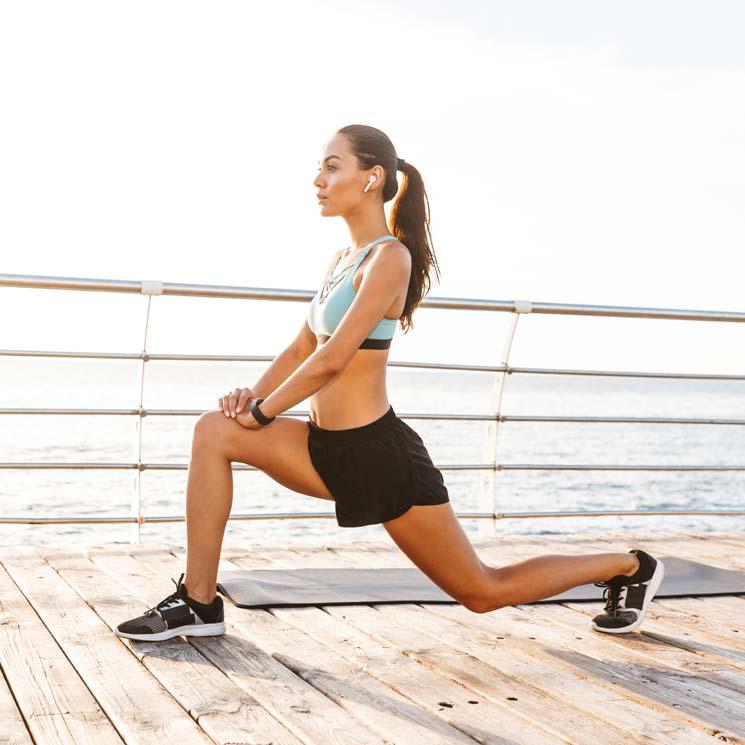adelgazar y tonificar piernas rapido sin ejercicios