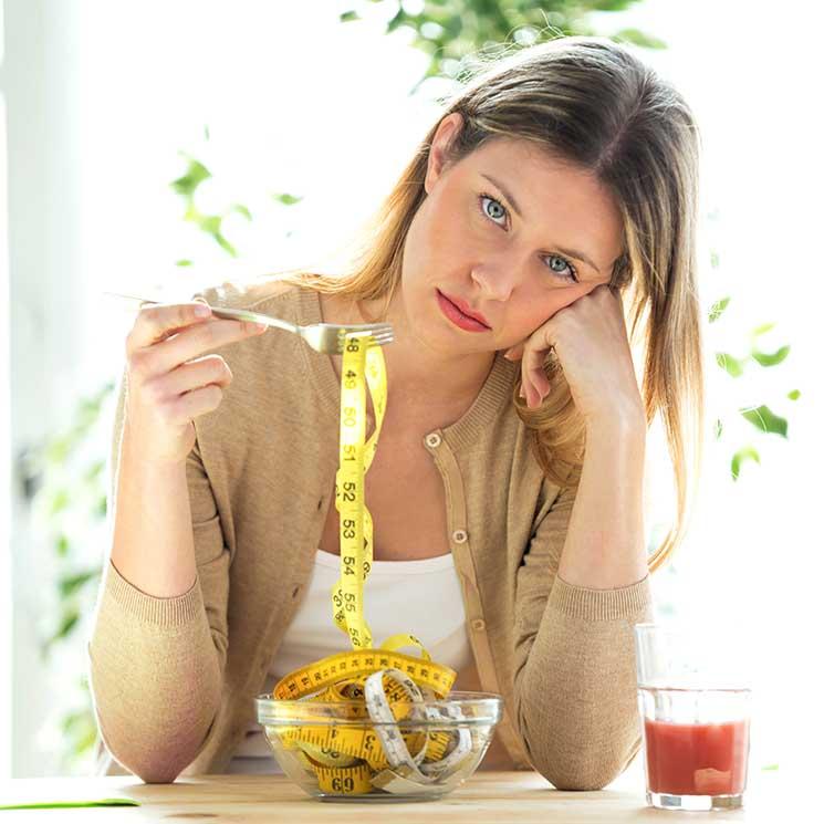 Como bajar de peso y no sufrir rebote