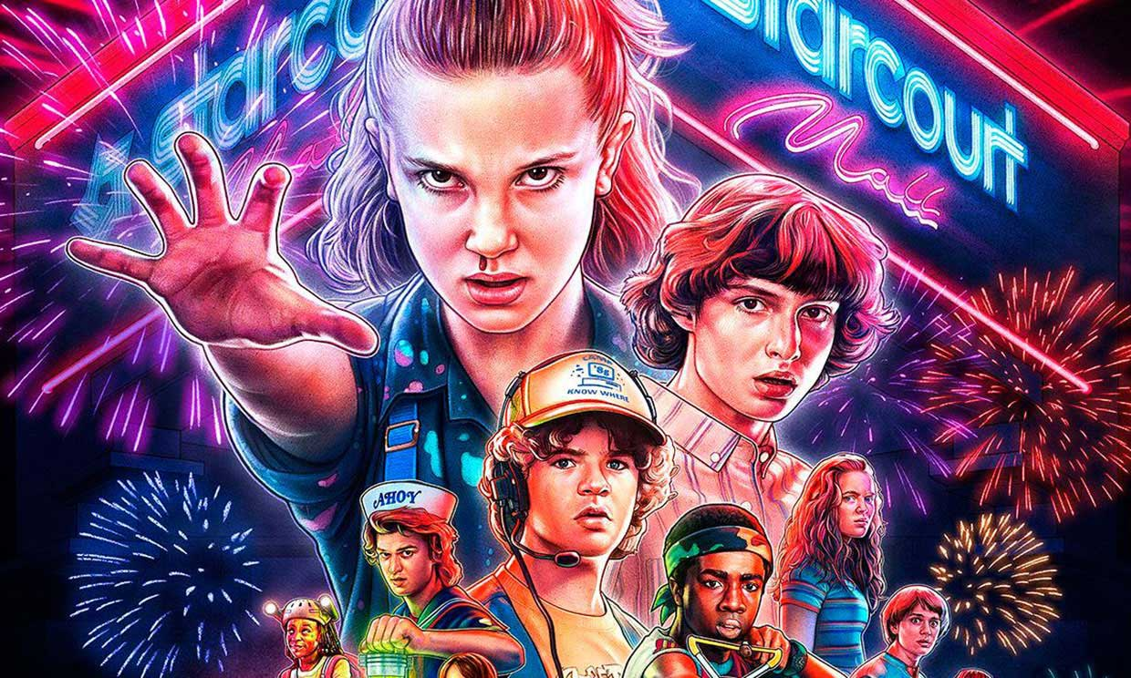 ¿Por qué nos enganchan series como 'Stranger Things'?