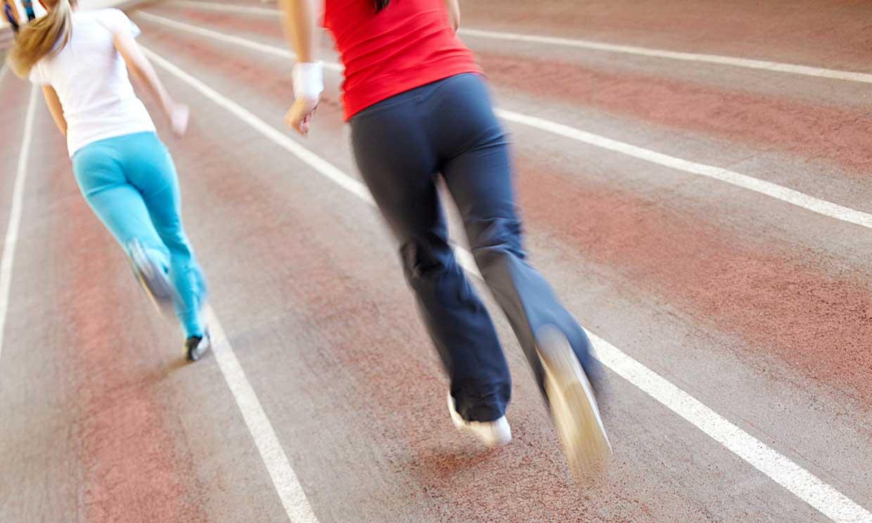 Si corres, deberías cuidar tus rodillas