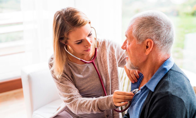 ¿Cómo se recupera un paciente con 'bypass'?