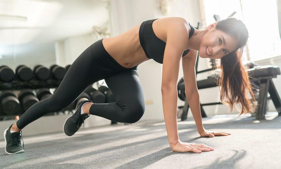 ejercicios para bajar de peso sin impacto