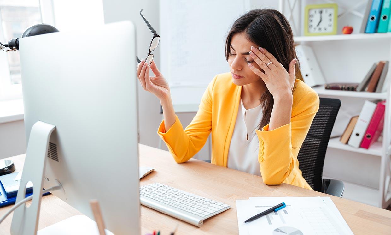 ¿A qué le temen los pacientes con migraña?