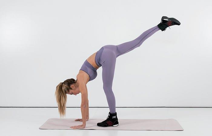 mantra para adelgazar brazos y espalda