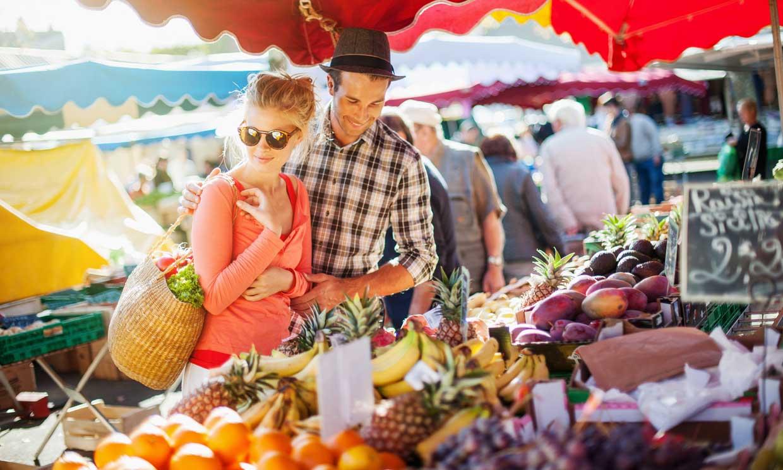 Mercados (efímeros) de España donde comprar sostenible