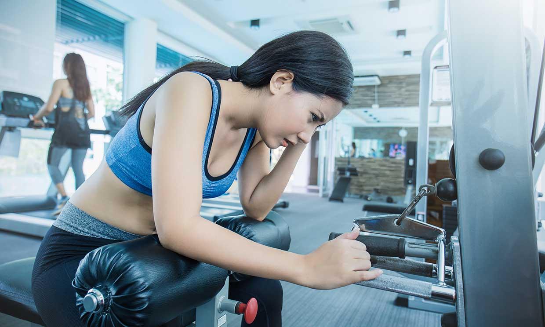 Cómo puedes evitar que te duela la cabeza al hacer ejercicio