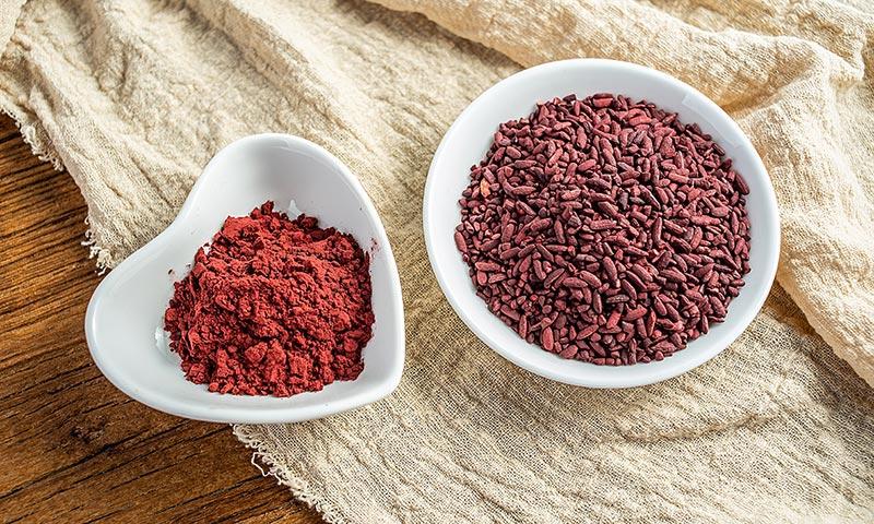 ¿Cómo funciona la levadura de arroz rojo para bajar el colesterol?
