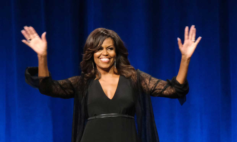 El secreto de Michelle Obama para unos brazos firmes a los 55 años