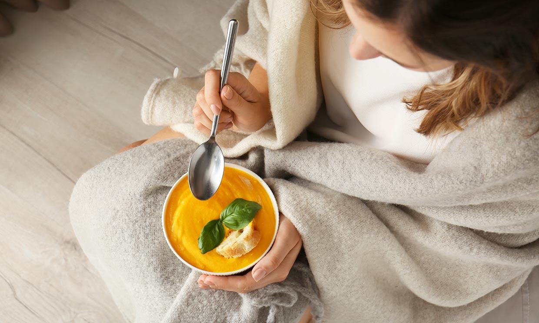 Platos calientes y buena planificación: lo mejor contra el frío