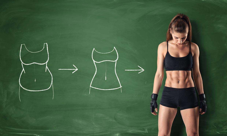 Consejos para perder peso rápido y sin riesgos