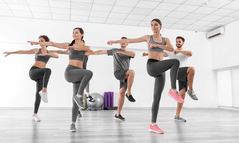el ejercicio aeróbico es bueno para adelgazar