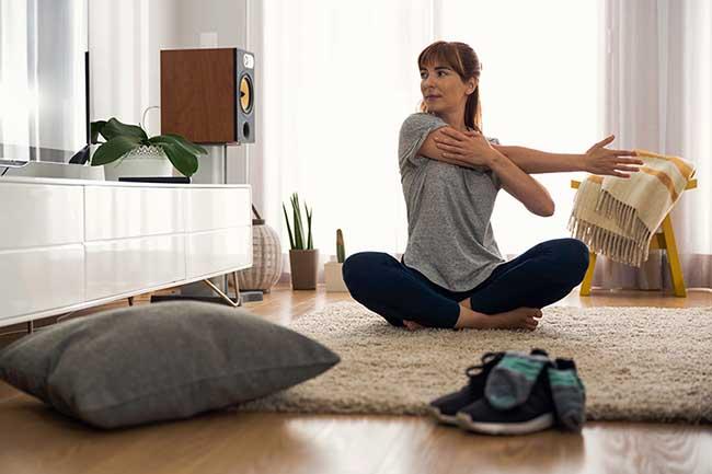 Ponte en forma con los nuevos ejercicios 'snack'