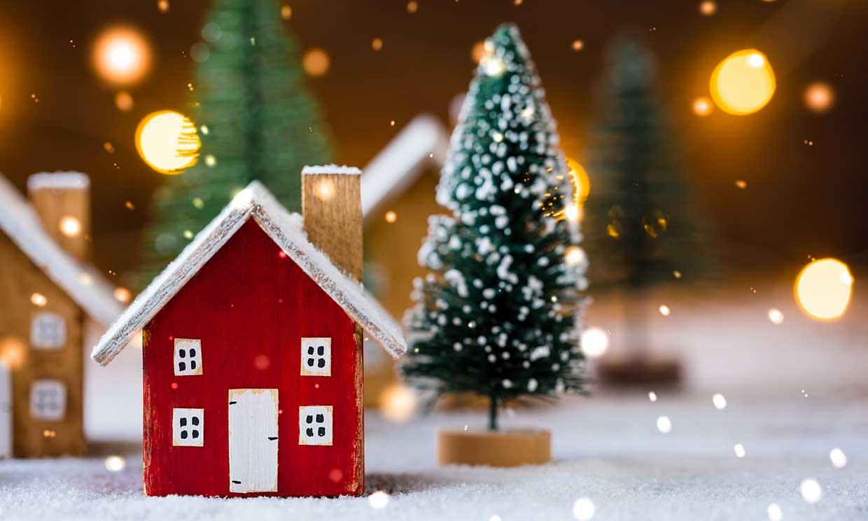 Celebra unas navidades 100% sostenibles
