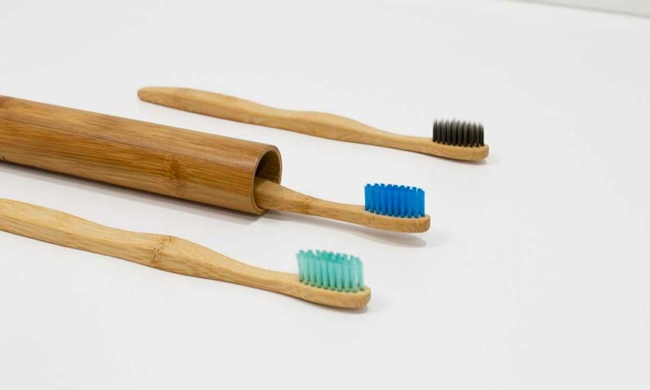 Medio Ambiente Son Realmente Recomendables Los Cepillos De Dientes De Bambú